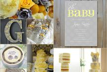 Baby Shower Ideas / by Melissa Grammier
