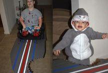 Kids dress for halloween