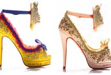 Shoes to die for / by Melissa Schans