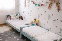 Shared Kids Room / by Julie Q