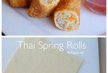 Thai food n dessert