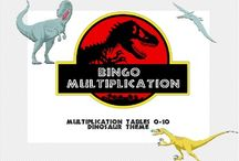 Math: Multiplacation / by Cattie Scharm