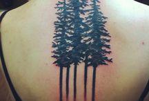tattoos // piercings // hair