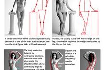 Female Poses Guides