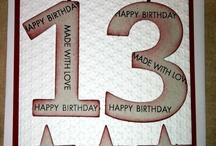 13 birthday / by Cara Godwin
