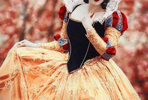 princesas disney real
