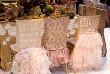 Chair covers we heart / by RubyJu Events