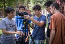 NYFA Harvard / Each summer, the New York Film Academy holds its programs at Harvard University.  http://www.nyfa.edu/harvard/