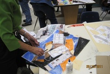 Picasso Pasted Pictures Workshop 2012