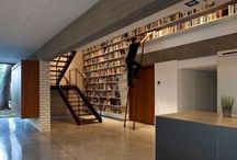 libraries i love / by JUNE AGUILAR