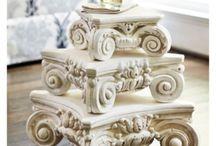 Pedestals & Columns