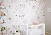 Baby girl nurserys