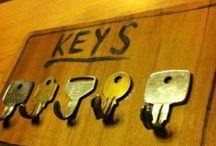 sleutel ophangen meterkast