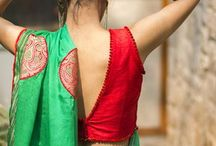 Sari blouses