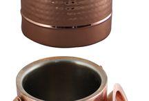 Copper Barware