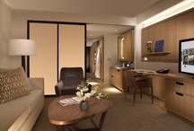 Guest Suites at the Conrad New York / by Conrad NewYork