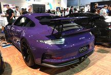 Porsche at SEMA2017
