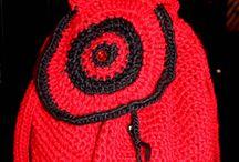 yarn bags-crochet bags