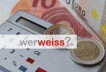 Finanzen @ werweiss.de