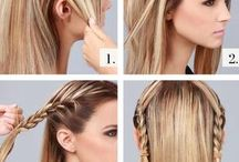 hairstyles / by Deanna Sawyer