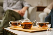 JING Together / Enjoy a carefully crafted tea ceremony with friends and family.