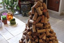 Crafts-Cork / by Brenda Mulhausen