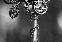 Skeleton Key Tattoos