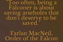 Falconer Visual Quotes
