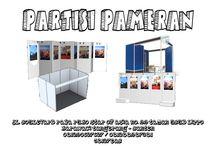 Partisi Pameran / Kami GOODNEWS EXHIBITION yang bergerak dibidang penjualan dan penyewaan berbagai macam keperluan pameran dengan harga yang terjangkau seperti : partisi pameran,stand pameran,booth,dan panel photo. Bila berminat dapat menghubungi kami di : Office  : Jln. Boulevard Raya Ruko Star of Asia no. 99 Taman Ubud Lippo Karawaci Tangerang Banten Indonesia 15811 Telp. : 081290627627 / 089646793777 Pin BBM : 58127EAB Http://jualsewapartisipamerandony.blogspot.com/