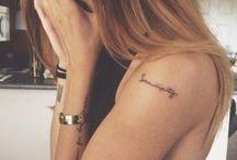 Tattoo ideas / Tattoo ideas for later