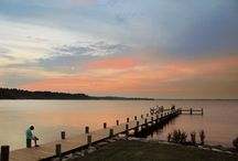Sunrises and Sunsets / All four seasons at Herrington Harbour include some of the most beautiful sunrises and sunsets on the Chesapeake Bay.