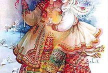 Ukrainian Everything / Ukrainian Heritage And Memories / by Lynda Alexander
