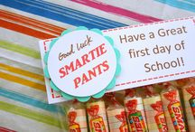 Memo: Back-To-School Fun / #school