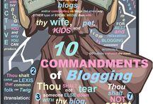 Super Intelligent Blogging