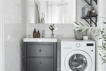 Home ideas  : Laundry area