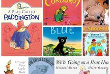 Preschool: Bears/Letter B
