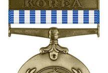 korea insignes