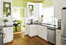 Kitchen Inspiration / by Ashley B