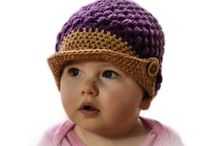 Crochet Baby Caps Hat