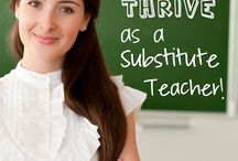 substitute teaching strategies