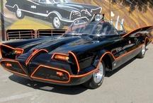 Batman and automobiles