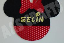 A&S CRAFTS / Customizable door signs, totes, cute stuff