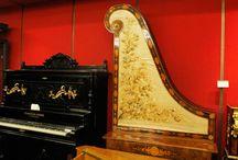 Вертикальный рояль/ф-но