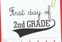 Beginning of the year/First day activities / by Megan VanderDeen