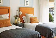 House rental decor