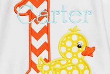 Rubber Duck Birthday