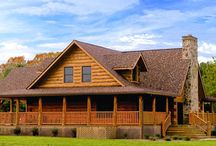Log Cabins/House