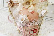 patchwork et couture / by Annick Baré