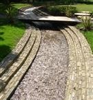 Hard-landscaping / Stone, gravel, decks, terraces, paths patios boardwalks,