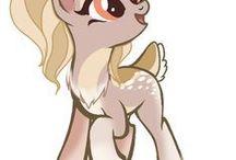 OC Ponies MLP